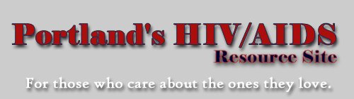 Portland HIV/AIDS Resource Site.